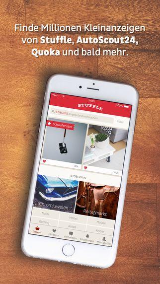 Lovely STUFFLE deine Kleinanzeigen Suche von Stuffle GmbH