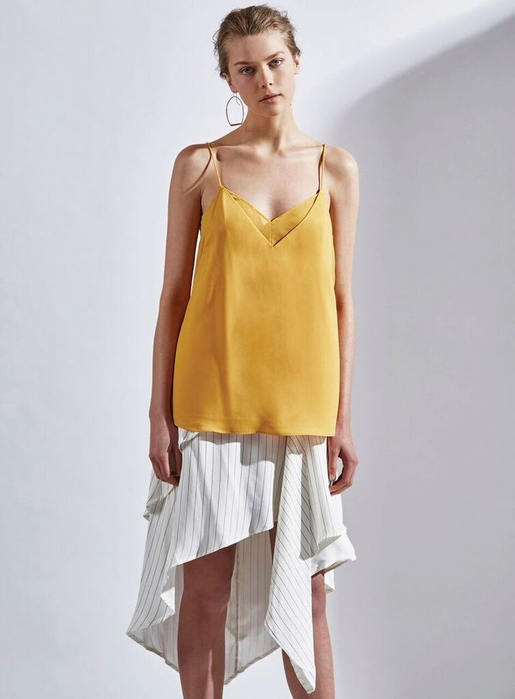 C-meo-collective - C/Meo Collective Golden Age Top - Gold