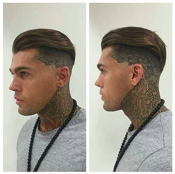 109 best coupe de cheveux homme images on pinterest men - Coupe undercut homme ...