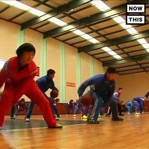 Basketball is pretty different in North Korea #news #alternativenews