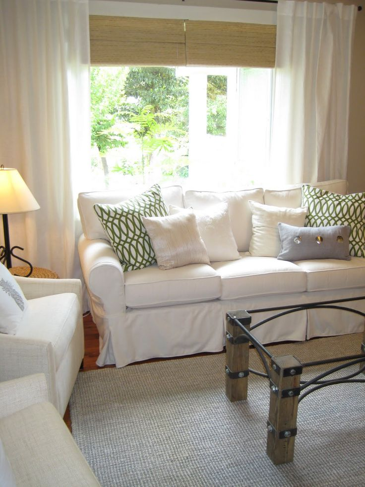 17 Best Ideas About Pottery Barn Sofa On Pinterest