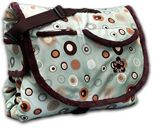 "Tady Tote- ""all-in-one"" teddy bear blanket, diaper bag, infant play mat, soft baby blanket, and toy bag! Pretty cool!"