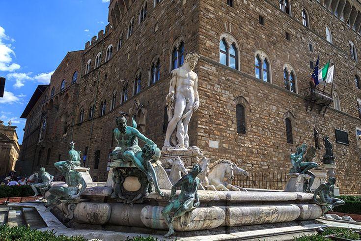 Floransa Piazza Signoria Meydanı ve Heykelleri | Rota Senin