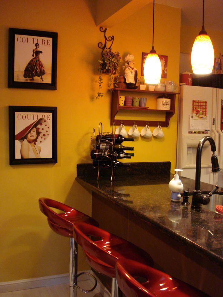 Cafe Kitchen Decorating Ideas