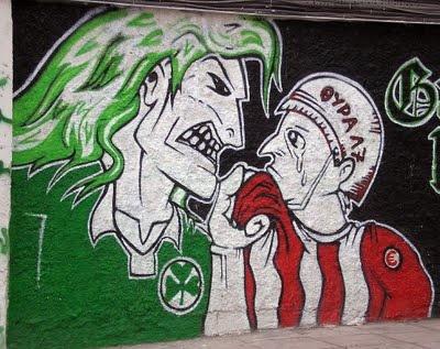Panathinaikos V. Olympiakos