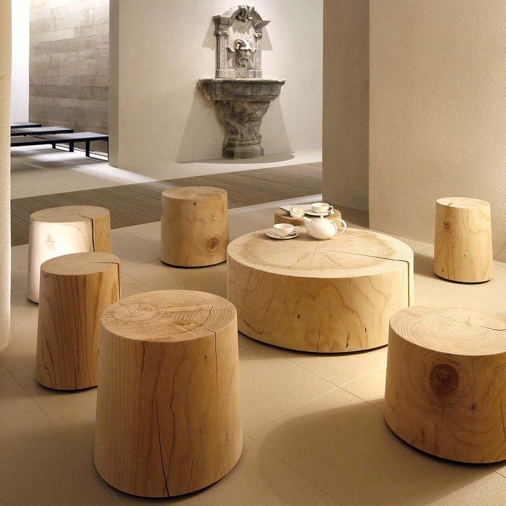 PROJECT・Hotel Tenuta de l'Annunziata with stone effect tiles  #flooring #stone #tiles #ceramics #italy #beige #floor #wellness #relaxing