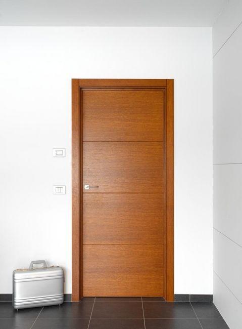Nordex binnendeur draaideur moderne deur GFV 204 hout