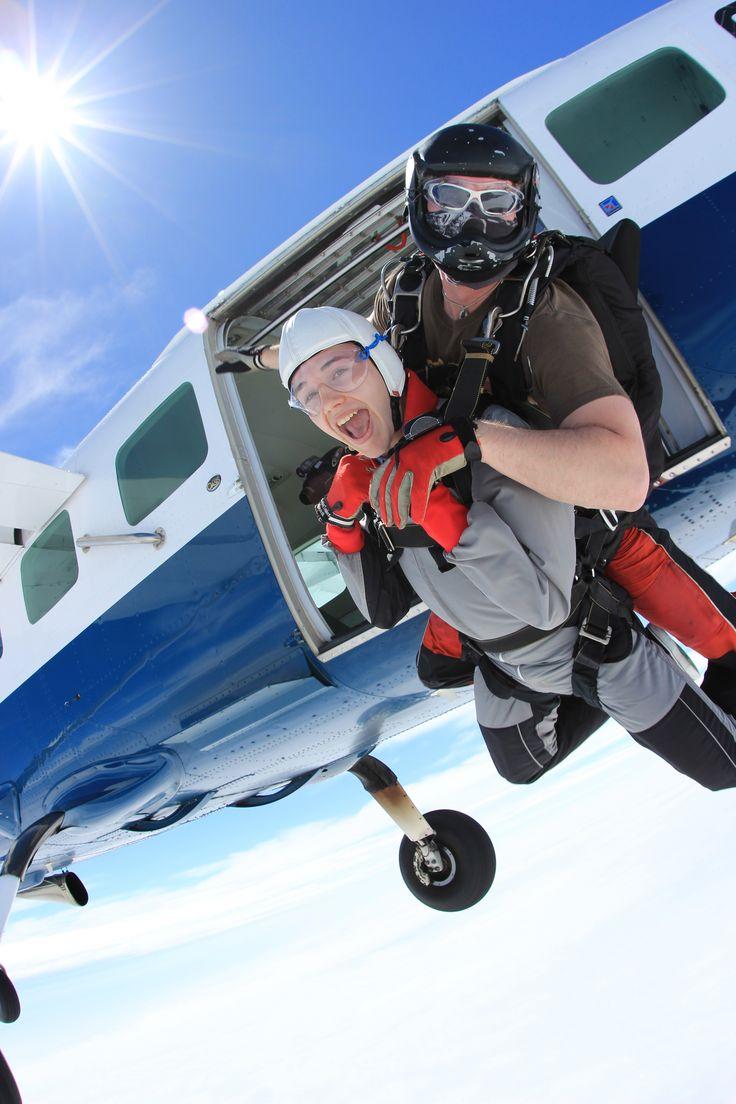 Tandem Skydiving at Tandem Skydive UK http://tandem-sky-dive.co.uk/tandem-skydive.html