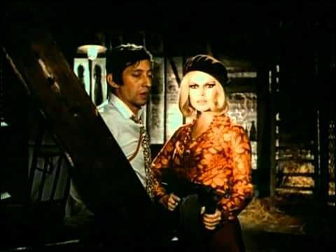 Serge Gainsbourg & Brigitte Bardot - Bonnie And Clyde (Music Video) - YouTube