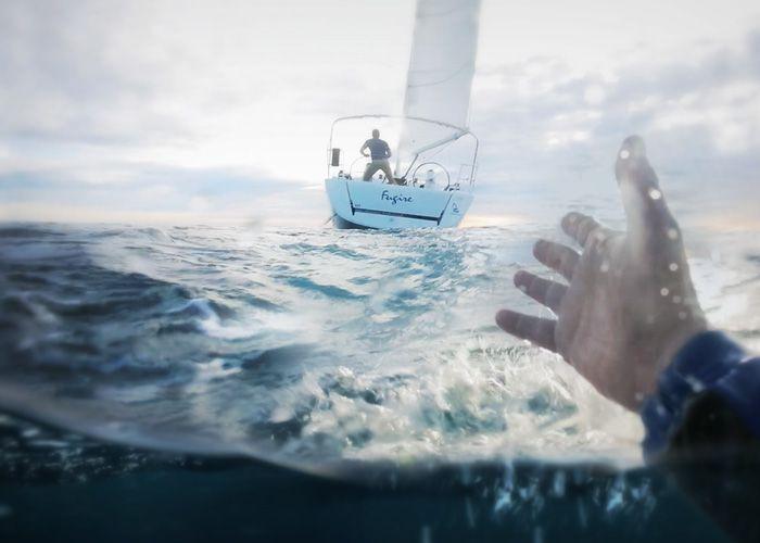 Sortie en mer (a trip out to sea) #webdesign #inspiration #UI