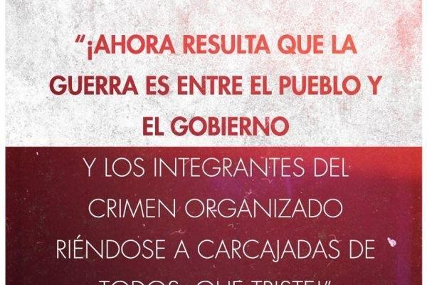 Estudiantes de cine lanzan campaña en apoyo de las autodefensas en Michoacán (VIDEO) - Revolución Tres Punto Cero