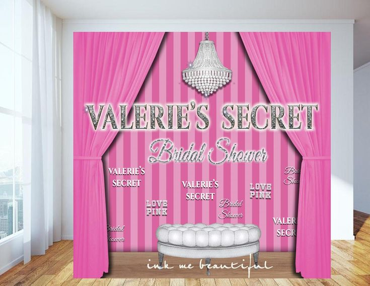 PRINTABLE  Pink Striped Back Drop, Step and Repeat, Lingerie Party, Candy Table, Bridal Shower, Sweet 16 by inkmebeautiful on Etsy https://www.etsy.com/listing/584583023/printable-pink-striped-back-drop-step
