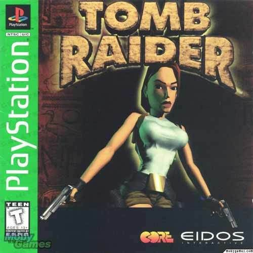 Complete Tomb Raider Greatest Hits Ps1 Game Tomb Raider Tomb
