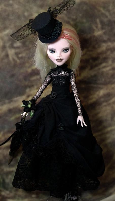Monster High Repaint OOAK Custom Doll ~ Joy*Art ~ | eBay