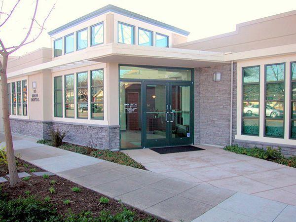 53 best images about exteriors on pinterest dental care for Dental office exterior design