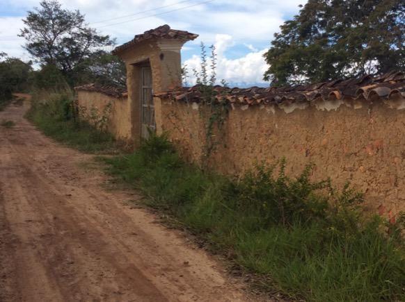 Camino Barichara - Villanueva Santander Colombia