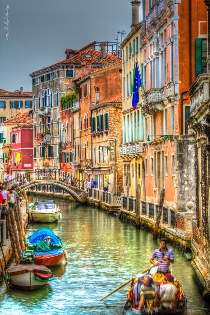 Colorful Venice by Jeannette Rudloff on 500px  )