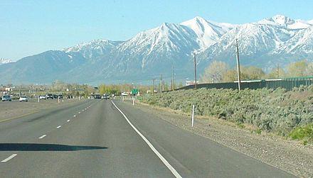 Carson City, Nevada - Wikipedia Marie