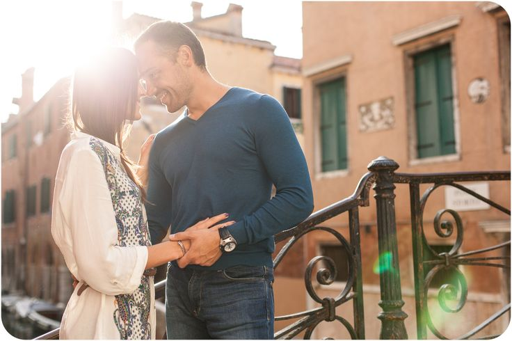 медовый месяц в Венеция