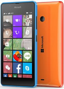 Microsoft Lumia 540 - Daily Smartphone - Phone Features & Specifications