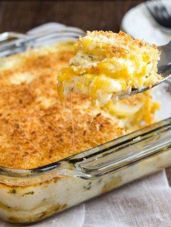 Scalloped Potatoes ~ Here's a great scalloped potato recipe that's so easy and absolutely delicious.