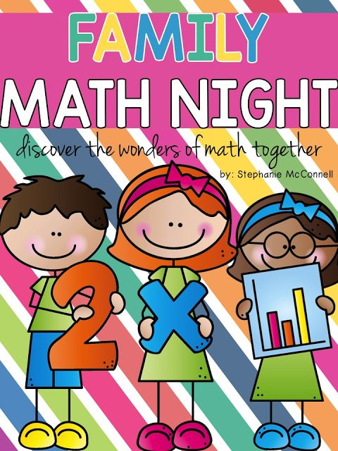 Family Math Night K-3