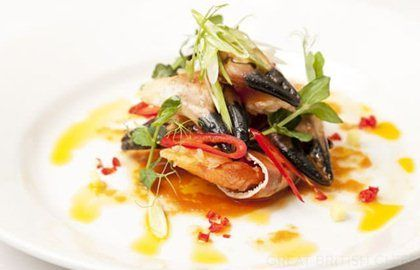 Crab Claws Recipe With Chilli & Spring Onion - Great British Chefs