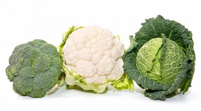 Cara Paling Ampuh Menghilangkan Tahi Lalat Secara Alami Tanpa Efek Samping Dengan Bunga Kol atau Brokoli