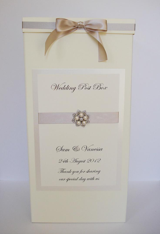 24 best Wedding Post Boxes images on Pinterest | Wedding post box ...