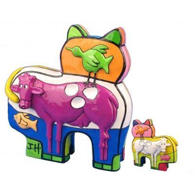 Joop Hansen kunstbeeld Cat B