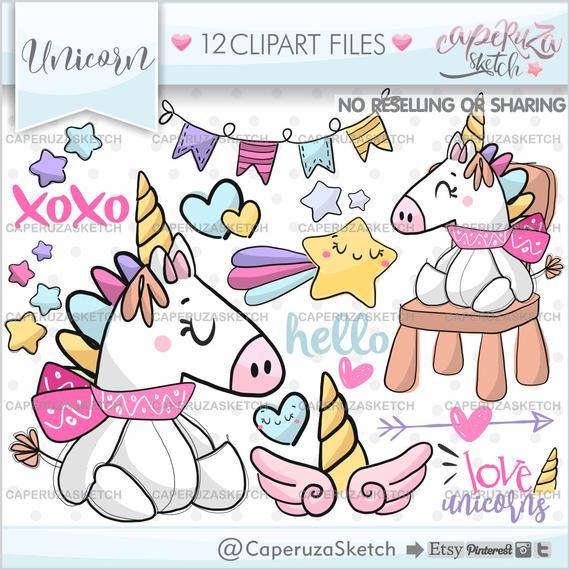 374cf5a023 Unicorn Clipart