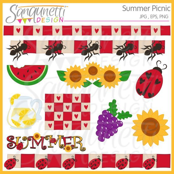 summer borders for word documents