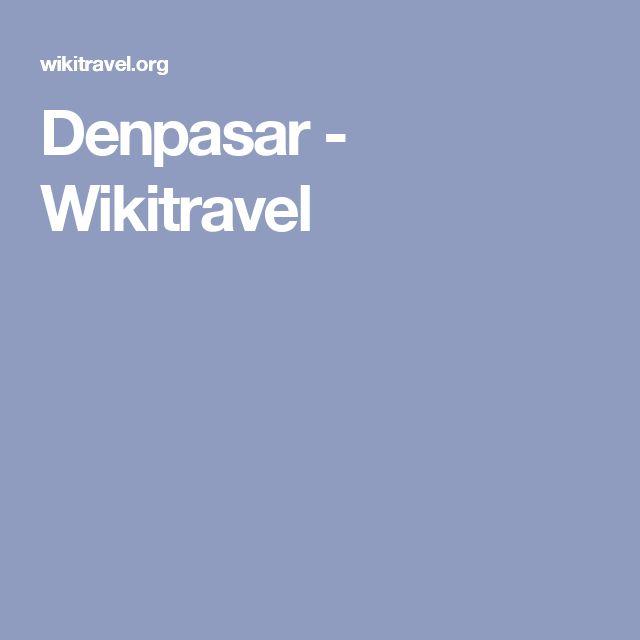 Denpasar - Wikitravel