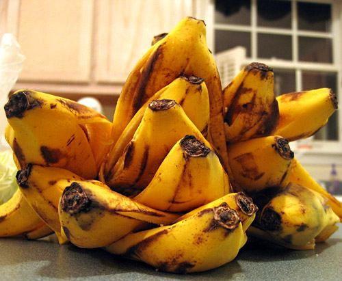 Удобрение из банановой кожуры 3 рецепта