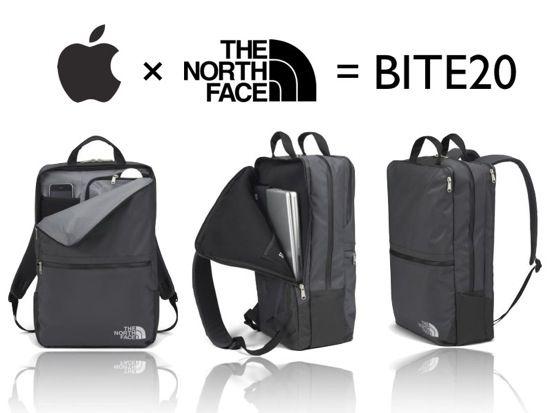 ノマドな方の必需品!Macbook Proが余裕で入るバックパック『ノースフェイス BITE20』