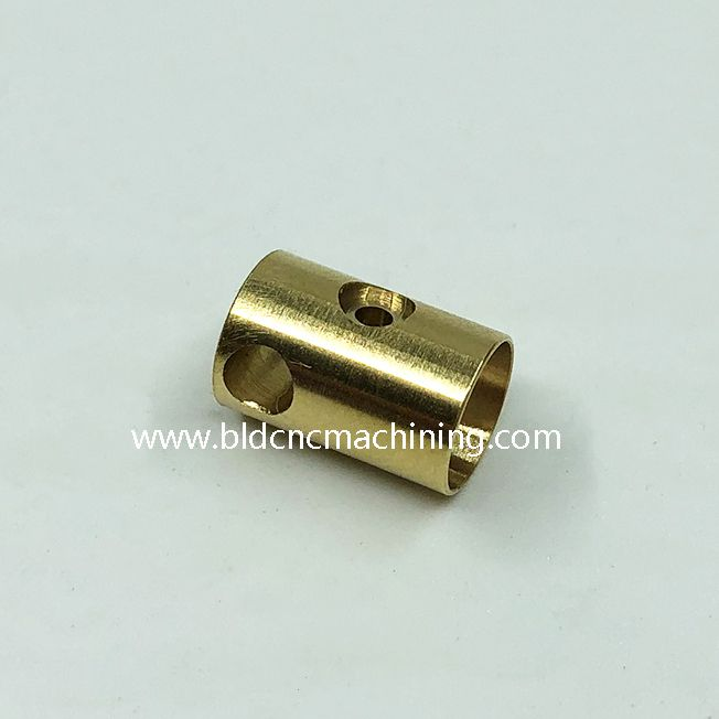 Machining Brass Parts Milling Machine Sheet Metal Fabrication Brass