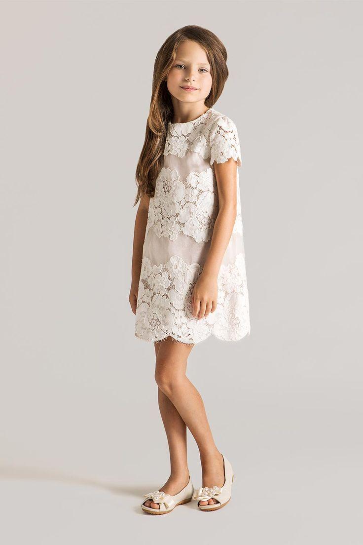 Eleganckie i oryginalne sukienki komunijne - Fajne Dla Dzieci