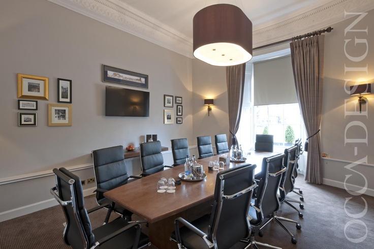 Edinburgh hotels georgian interiors and board rooms on for Room interior design edinburgh