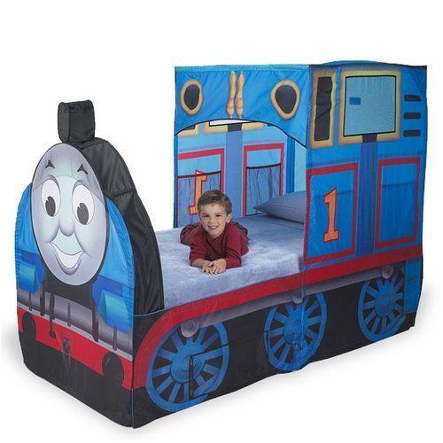 Thomas the Tank Bed Topper
