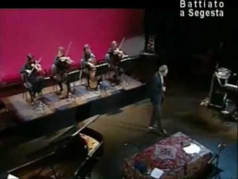 ▶ L'animale,Franco Battiato live a Segesta.wmv - YouTube