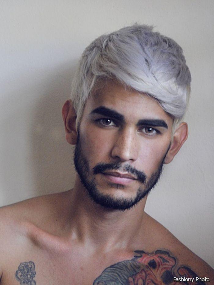 The 25+ best Mens gray hair dye ideas on Pinterest | Silver hair ...