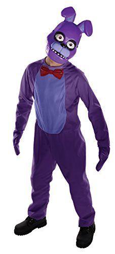 Rubie's Costume Kids Five Nights at Freddy's Bonnie Costume, Medium