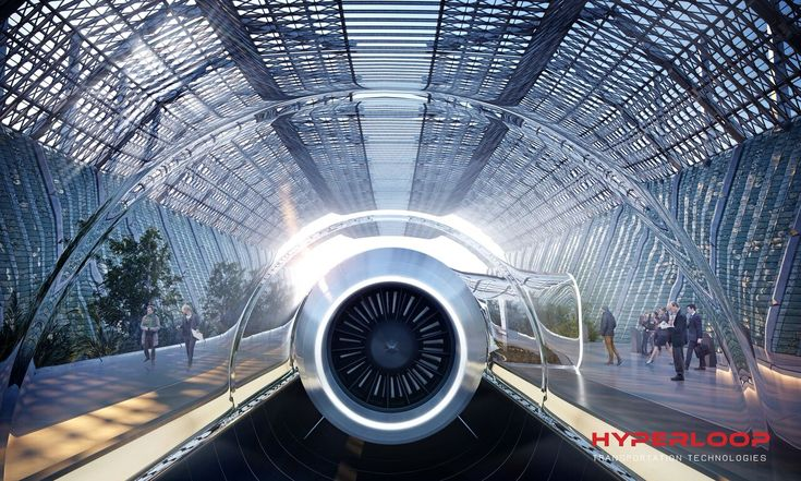 Hyperloop Transportation Technologies plans to connect all of Europe, starting with the Czech Republic