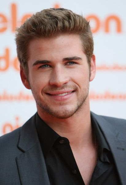 Liam Hemsworth - oh to be 20 years younger again...