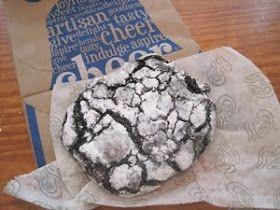 Panera Bread Restaurant Copycat Recipes: Holiday Mint Cookies
