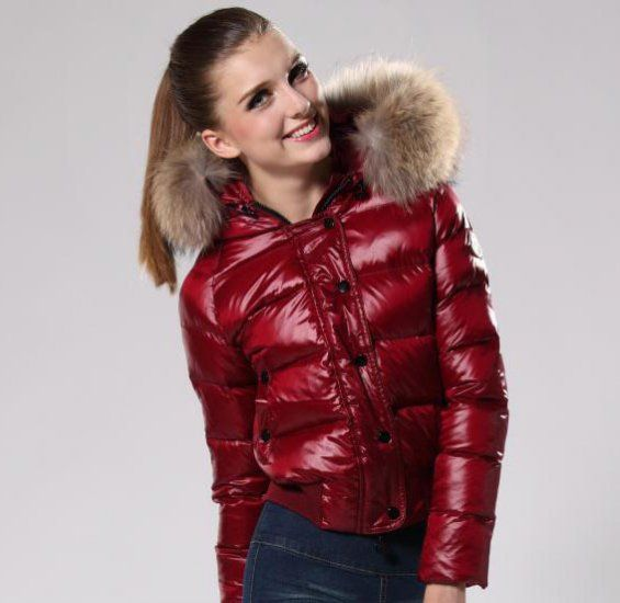 moncler alpin bomber jacket with fur trim