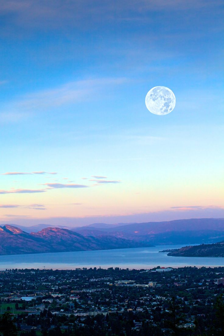 Kelowna, BC, Canada ♥ Loved and pinned by www.ductworks.ca