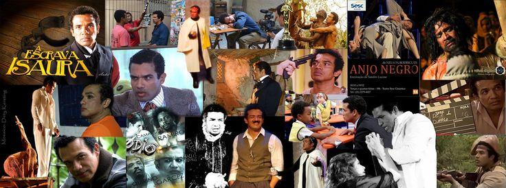 Diversos personagens interpretados por mim em TV, Teatro e Cinema.
