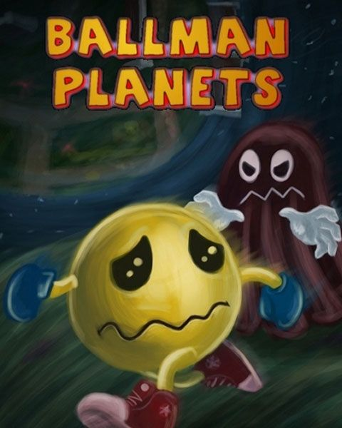 Ballman Planets is now available on FireFlower. Ballman Planets is a Pacman-tribute game that features challenging and exciting levels and innovative mouse-based gameplay.  Use springs to jump from one planet to another to collect yellow balls while trying to escape from evil ghosts. http://fireflowergames.com/shop/ballman-planets/