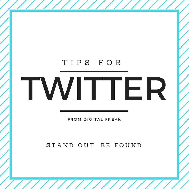 Discover everything you need to know about Twitter right here thanks to #DigitalFreak
